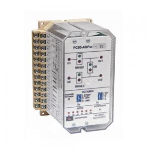 РС80 АВРМ Устройство автоматического включения резервного питания