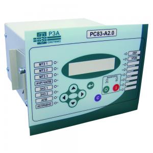 РС83 А2 0 Устройство микропроцессорной защиты