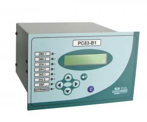 РС83 В1 Микропроцессорное устройство защиты и автоматики