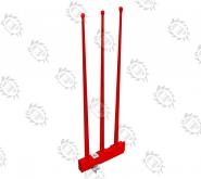 Птицезащитные устройства - АПЗУ БТ 3 Антиприсадочное птицезащитное устройство барьерного типа