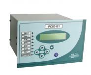 Каталог - РС83 В1 Микропроцессорное устройство защиты и автоматики